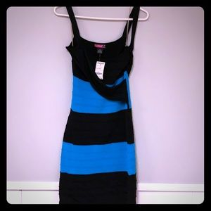 NWT sexy fitted dress